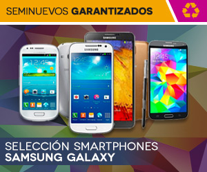 Smartphones Seminuevos Samsung Galaxy
