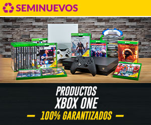 Productos Seminuevos Xbox One