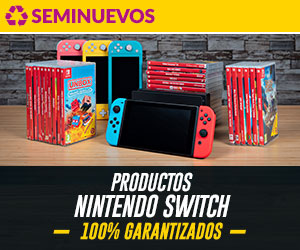 Switch Seminuevos