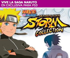 Naruto Storm Collection