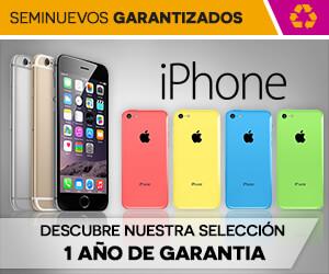 Smartphones Seminuevos iPhone