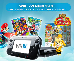 PACK INCREIBLE WIIU