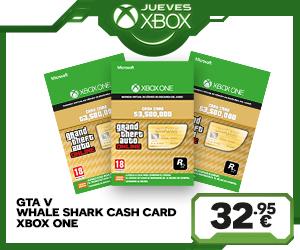 GTA V Shark Cash Card