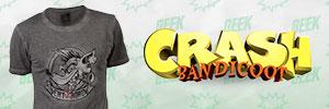 Ropa Crash Bandicoot