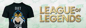 Ropa League of Legends