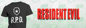 Ropa Resident Evil