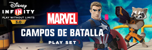 Disney Infinity Battlegrounds