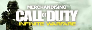 Merchandising COD Infinite Warfare