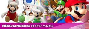 Merchandising Super Mario