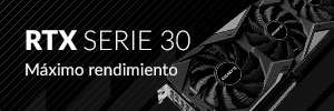 Sobremesa RTX Serie 30