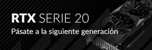 Gráficas RTX Serie 20