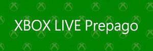 Prepago Xbox Live
