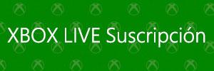 Suscripción Xbox Live