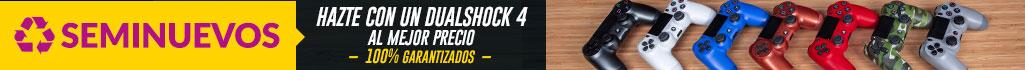 Dualshock 4 Seminuevos