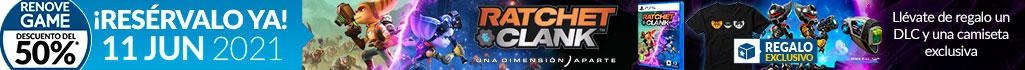 Ratchet PS5