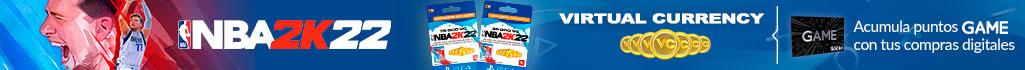 Monedero VC NBA 2K22