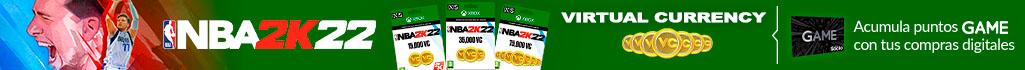 Monedero Xbox NBA 2K22