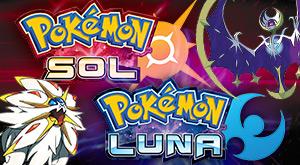 Pokémon Sol / Pokémon Luna