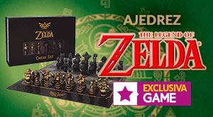 Ajedrez The Legend of Zelda