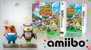 Animal Crossing New Leaf + Figura Amiibo