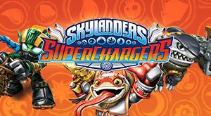 3x2 en Drivers Skylanders SuperChargers