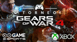 Torneo GAME eSports - Gears of War 4