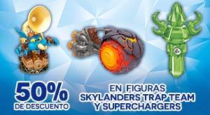 Oferta Figuras Skylanders