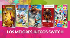 Ofertas Primavera Nintendo Switch