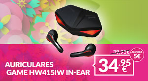 GAME In-Ear Wireless Gaming Bluetooth Headset