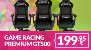 Silla GT500 por 199,95€
