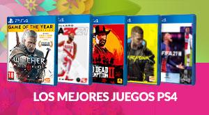 Ofertas Primavera PS4