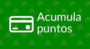 ACUMULA PUNTOS