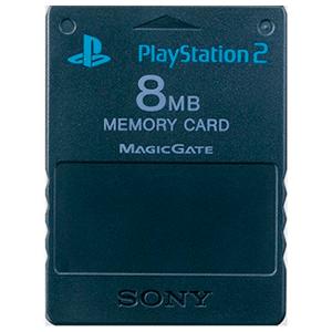 Memory Card Sony 8Mb Negra