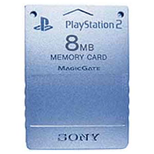 Memory Card Sony 8Mb Aqua