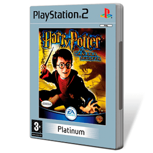 Harry Potter y la Camara Secreta (Platinum)