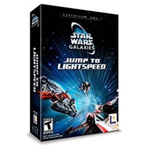 Star Wars Galaxies: Jump to Light Speed (Exp.) [O]