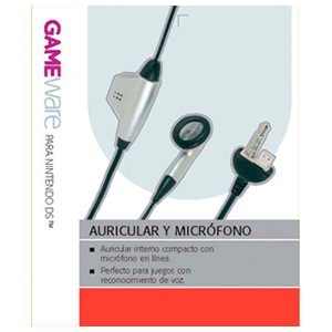 Auricular + Microfono Headset GAMEware