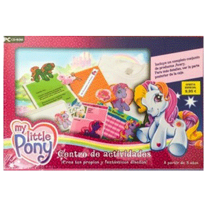 Mi Pequeño Pony Activity Center