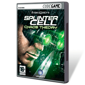 Splinter Cell: Chaos Theory Codegame