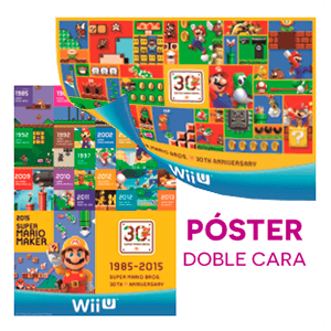 Poster A2 Mario Maker