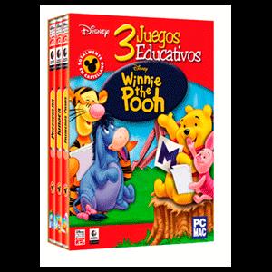 Colección Winnie the Pooh: Aprende jugando con Winnie