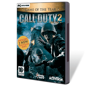 Call of Duty 2 Juego del año Reactivate