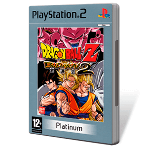 Dragon Ball Z: Budokai 2 (Platinum)