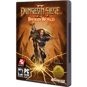Dungeon Siege 2 Broken World Expansion