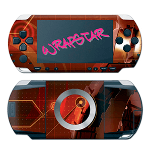 Adhesivo Wrapstar Red Ignition