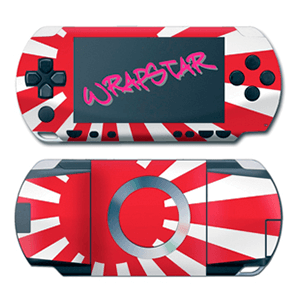 Adhesivo Wrapstar Red Japan