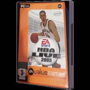 NBA Live 2005 Value Games