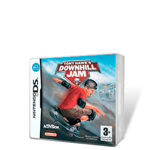 Tony Hawk's: Downhill Jam