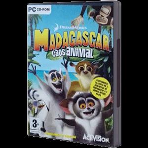 Madagascar: Caos animal Reactivate