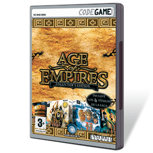Age of Empires Collectors Edition Codegame